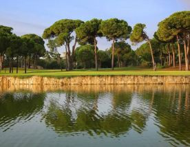 Gloria Verde Golf Course offers among the most desirable golf course near Belek