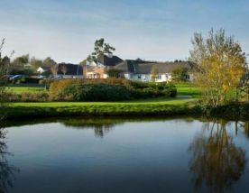 All The Sandford Springs Golf Club's lovely golf course in dramatic Hampshire.