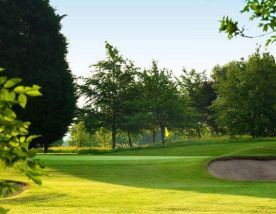 The Chesterfield Golf Club's scenic golf course in sensational Derbyshire.