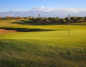 The Tony Jacklin Marrakech  Argan Golf Resort provides among the leading golf course in Morocco
