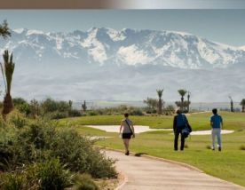 All The Samanah Country Club's lovely golf course within striking Morocco.