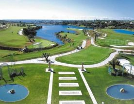alferini golf ariel view