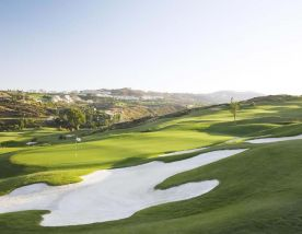 La Cala Europa Course has got among the finest golf course in Costa Del Sol