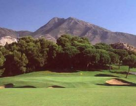 Torrequebrada Golf Club, offers among the top golf course within Costa Del Sol