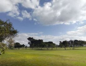 All The Parador de Malaga Golf's beautiful golf course in striking Costa Del Sol.