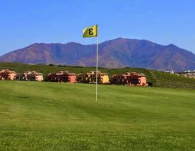 The Dona Julia Golf  Club's scenic golf course within dazzling Costa Del Sol.