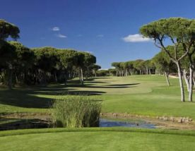 Dom Pedro Millennium Golf Course provides lots of the premiere golf course within Algarve