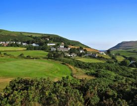 View Rowany Golf Club's impressive golf course in sensational Isle of Man.