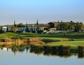 Dom Pedro Victoria Golf Course carries several of the most desirable golf course within Algarve