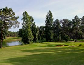 The Aroeira 2 Golf Course's scenic golf course within marvelous Lisbon.