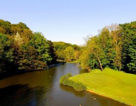 The Golf du Chateau de la Bawette's beautiful golf course within fantastic Brussels Waterloo & Mons.