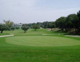 The Villamartin Golf Course's picturesque golf course situated in impressive Costa Blanca.