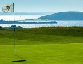 View Golf de Dinard's beautiful golf course in vibrant Brittany.