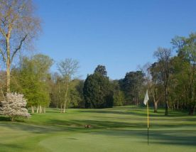 All The Paris International Golf Club's impressive golf course within impressive Paris.