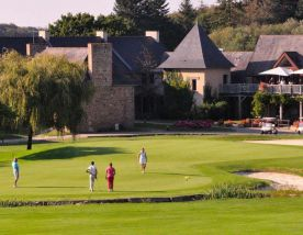 Saint-Malo Golf & Country Club boasts among the leading golf course in Brittany