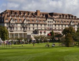 Golf Barriere de Deauville consists of lots of the premiere golf course within Normandy