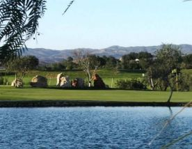 All The Benamor Golf Course's beautiful golf course within marvelous Algarve.
