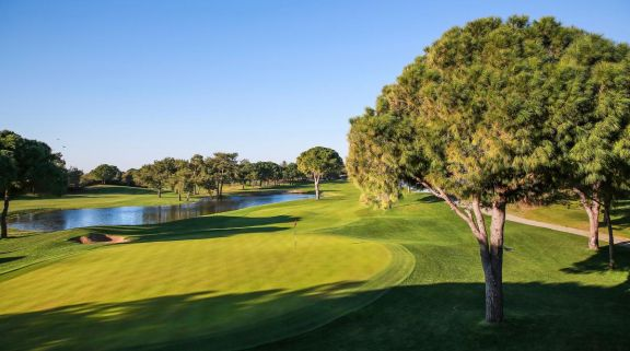 All The Titanic Golf Club's scenic golf course in brilliant Belek.