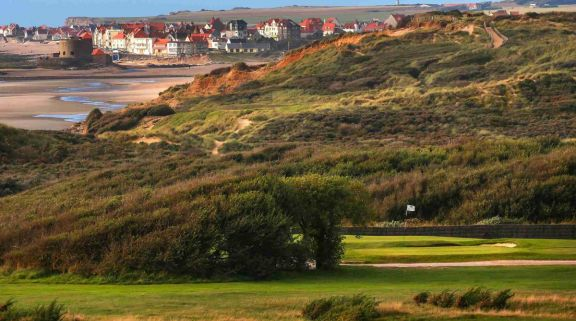 Golf de Wimereux boasts lots of the most desirable golf course near Northern France