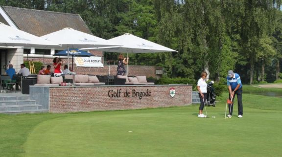 Golf de Brigode features several of the leading golf course near Northern France