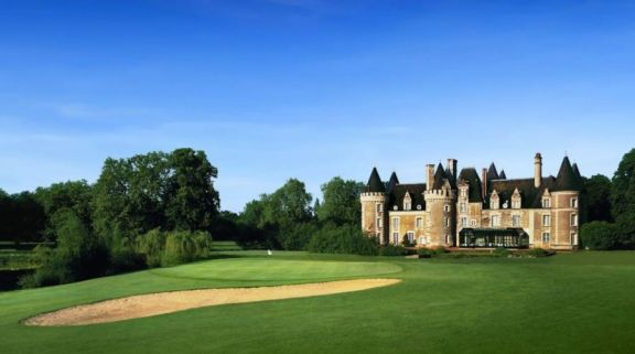 All The Chateau Golf des Sept Tours's lovely golf course in magnificent Loire Valley.