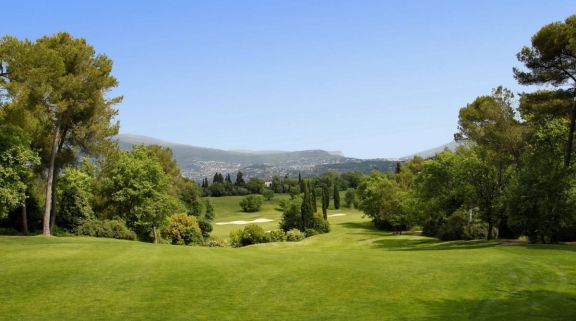View Golf de Valescure's picturesque golf course situated in fantastic South of France.