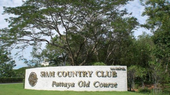 All The Siam Country Club Old Course's impressive golf course situated in staggering Pattaya.