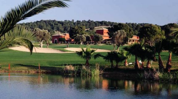 Poniente Golf Course provides among the finest golf course in Mallorca