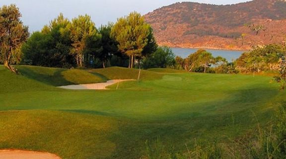 View Andratx Golf Course - Camp de Mar's beautiful golf course within stunning Mallorca.