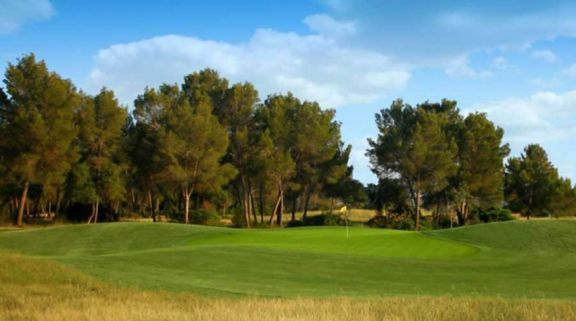 Golf Park Puntiro hosts several of the most excellent golf course near Mallorca