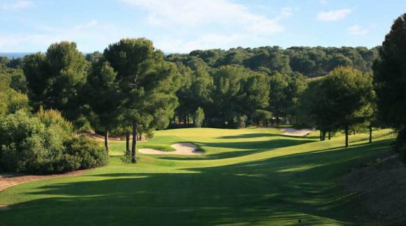 Lumine Hills has got lots of the best golf course within Costa Dorada