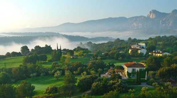 Saint Endreol Golf Course consists of several of the best golf course within South of France