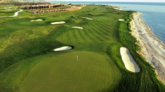 Verdura Golf Club features several of the leading golf course near Sicily