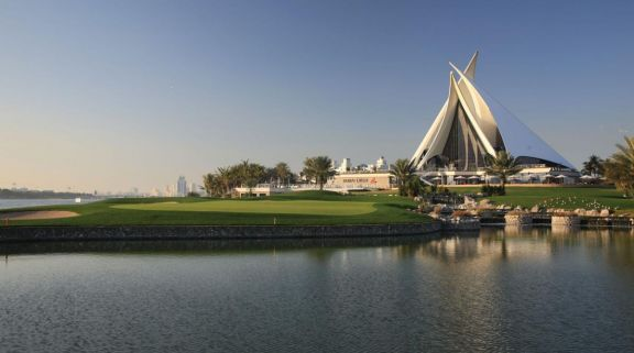 Dubai Creek Golf Club carries among the most excellent golf course around Dubai