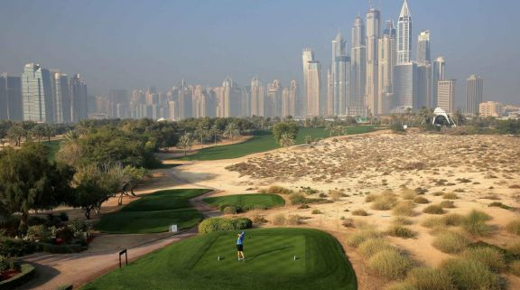 Emirates Golf Club consists of lots of the premiere golf course around Dubai