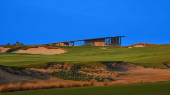 View Trump International Golf Club Dubai's picturesque golf course situated in incredible Dubai.
