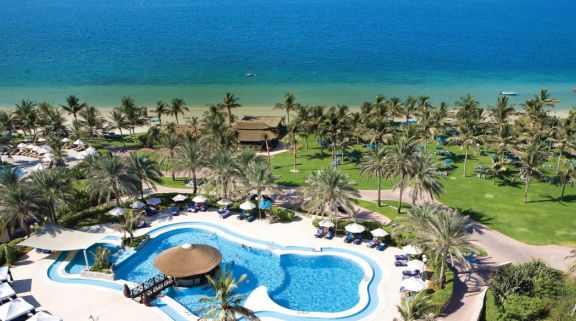 JA Jebel Ali Beach Hotel Main Pool