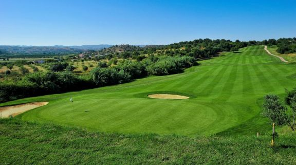 The Benamor Golf Course's lovely golf course within fantastic Algarve.