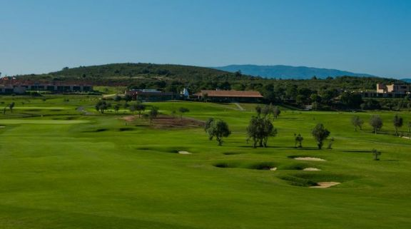View Morgado Golf Course's impressive golf course situated in incredible Algarve.