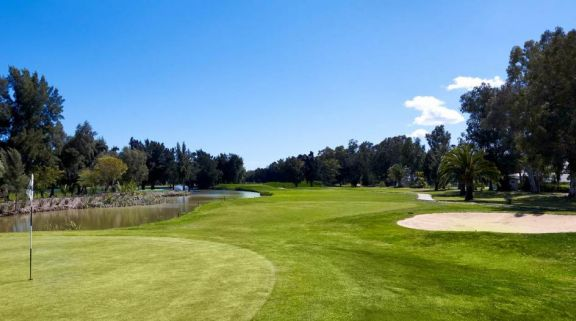 The Penina Championship Course's picturesque golf course situated in sensational Algarve.