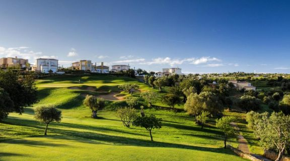 The Pestana Vale da Pinta Golf Course's lovely golf course in pleasing Algarve.