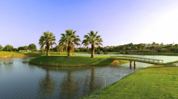 View Pinheiros Altos Golf Club's picturesque golf course situated in sensational Algarve.