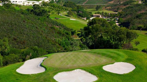 View Santo Antonio Golf Resort's beautiful golf course situated in amazing Algarve.