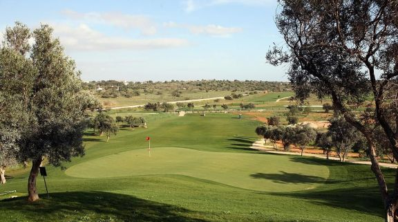 The Silves Golf's lovely golf course situated in dazzling Algarve.