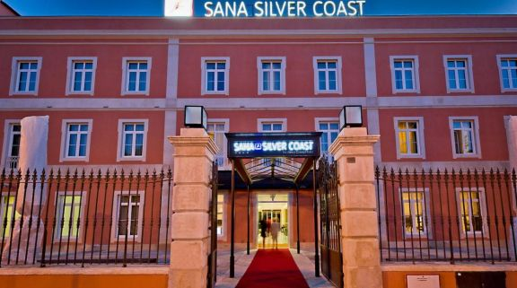 View Sana Silver Coast Hotel's picturesque hotel within impressive Lisbon.