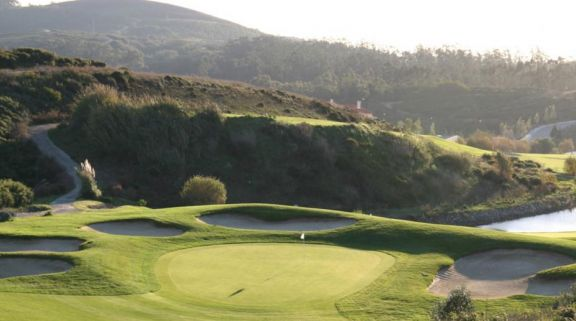 The Belas Clube de Campo's beautiful golf course within marvelous Lisbon.