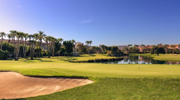 View Alicante Golf Club's impressive golf course situated in dazzling Costa Blanca.