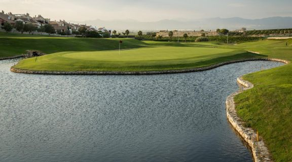 The La Finca Golf Club's lovely golf course situated in brilliant Costa Blanca.