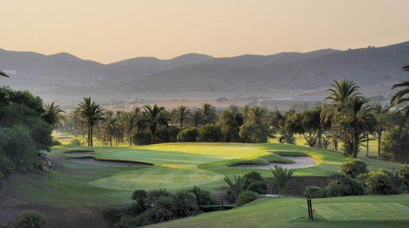 The La Manga Golf Club, North Course's impressive golf course situated in gorgeous Costa Blanca.