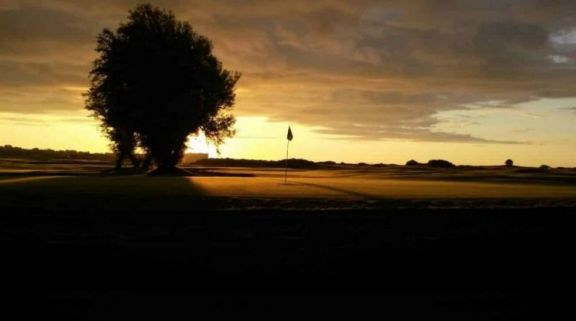 Carnoustie Golf Links hosts lots of the most desirable golf course around Scotland